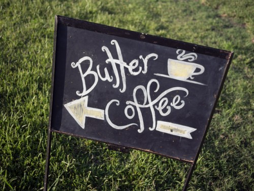 Butter Coffee in Austin, Texas